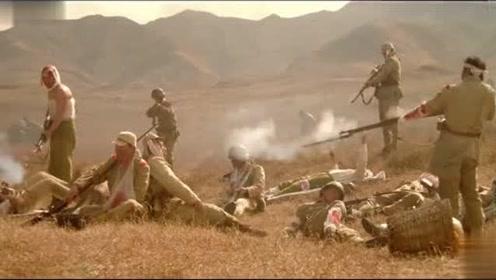 独属于日军的自杀盛宴,疯狂扫射自己人