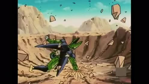龙珠:悟饭跟赛鲁的战斗游刃有余,战斗之余还不忘救下撒旦徒弟