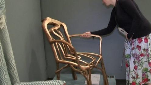 英国夫妇开发新方法,让家具直接从树上长出来
