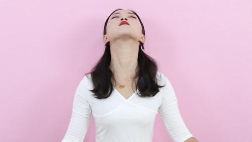颈椎劳损,酸痛不适!一组米字操,每次5分钟,颈椎轻松灵活