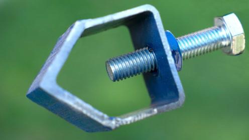 民间牛人自制焊接神器,干活都轻松了不少,真是佩服!