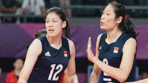 现役女排队员中有两人具备当教练的潜质:一个是朱婷,另一个是她