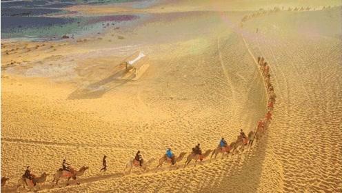 """中国最""""没面子""""的沙漠,被治理得只剩下200亩,现成旅游景点"""