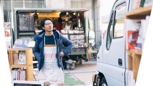 日本最有特色的书店:随店主心情移动,至今已搬家300多次!