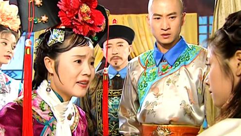 """还珠:尔康是""""渣男""""吗?紫薇和晴儿都喜欢他,他父母喜欢谁?"""