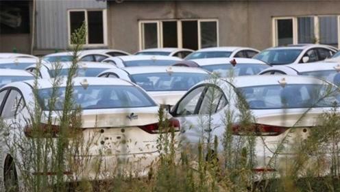央视点名批评的几家车企,库存汽车堆满仓库,网友:不敢买车了!