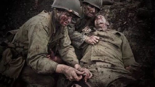 二战时,美国受伤军人为何要注射吗啡,不怕上瘾吗?