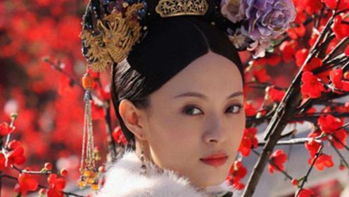 甄嬛传:雍正可能做梦都想不到,甄嬛最怕猫,但是选妃时纹丝不动?