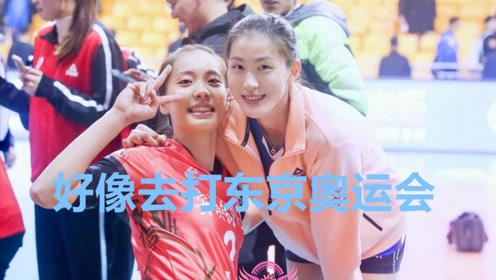 即使获得世界杯冠军,但她在郎平心中是垫底的,基本无缘东京奥运