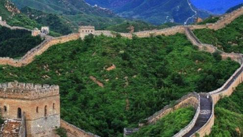 为什么万里长城从这里断开了?老外看完直呼:中国文化博大精深!