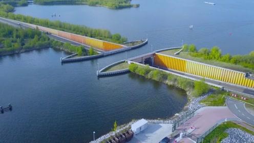 """全世界""""唯一""""的大桥,明明中间已经断开,司机们却不减速"""