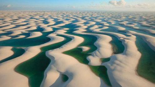 世界又一沙漠将被中国消灭!面积达42200平方公里,是中国奇迹