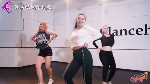 """战斗民族""""碧昂丝""""!俄罗斯舞蹈老师跳街舞太好看了"""