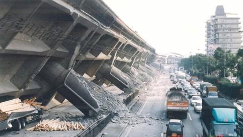 世界上最严重的3个高架桥倒塌事故,最后一个已载入史册