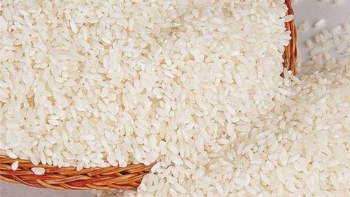 不管购买什么牌子的包装大米,包装上没有这两个字母,白送也不吃