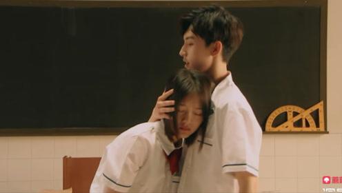 郭俊辰上演温情戏码!任敏被强抱在怀中,观众席一阵酸爽!