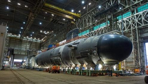 比航母下水还振奋,核潜艇降噪曾落后美俄30年,如今达同一水平