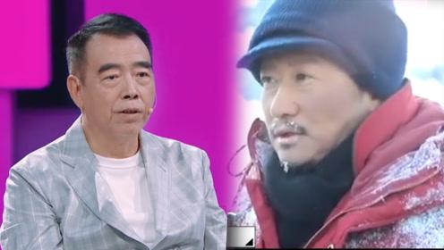 演员在艰苦条件下演戏大合集,陈凯歌导演最佩服的演员竟是他!