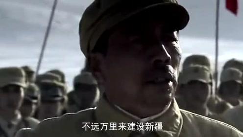 1949年,为了建设好新疆,王震将军是如何动员战士们的?