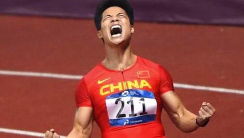 亚洲飞人苏炳添已经30岁,为什么不退役?看了他的工资,网友:明白了