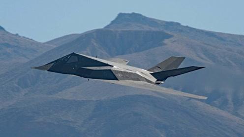 美国隐身战机性能如何?使用著名隐身材料,沙特雷达曾发现它