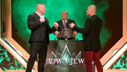 WWE官方发布 八角笼劲敌再相遇 猛兽大布将面对心魔屠夫维拉斯奎兹