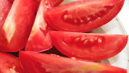 西红柿这样吃,血管不堵,血压不高,胜过千元保健品