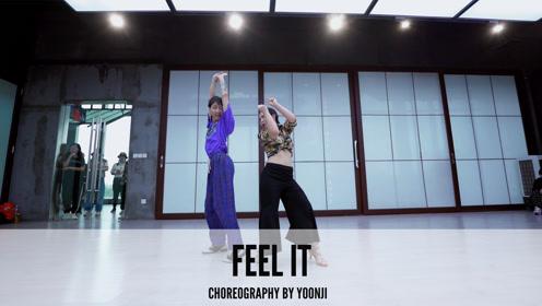 舞邦 Yoonji 课堂视频 Feel It