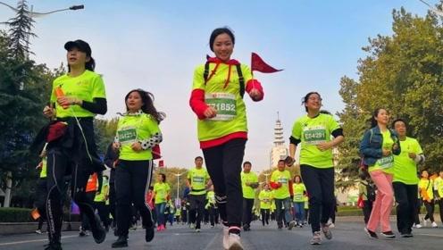 2.6万人的聚会:2019郑州国际马拉松赛圆满结束
