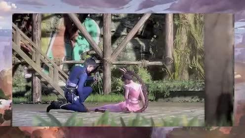 斗罗大陆65集:魔蛛王偷袭小舞,唐三怒了,使出昊天锤决一死战