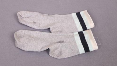 旧袜子你家有吗?剪一刀特别实用,邻居见了纷纷学,后悔才知道