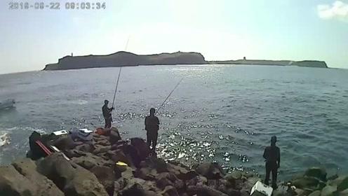 开船去岛上钓鱼,这里的资源足够你玩一整天不会腻