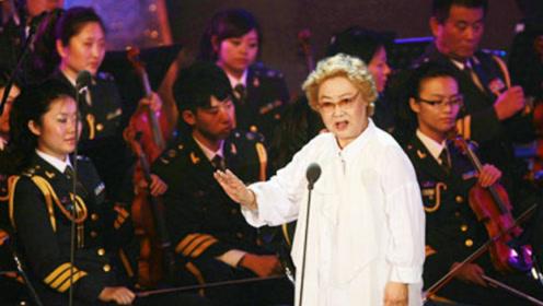 90岁高龄的郭兰英现场献唱《我的祖国》,经典歌喉不减当年!