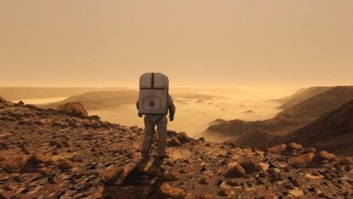 在火星上吸一口气会怎样?人会膨胀得像气球,随时都可能爆炸
