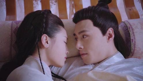 《明月照我心》穿帮镜头!新郎梦游被新娘一脚踢床下