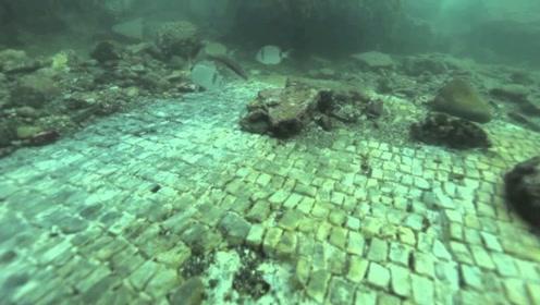 13亿年前的海底古城被发现,外星人或短暂居住过,人类可能只是移民