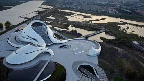 中国被称超越悉尼歌剧院的建筑,货真价实的中国制造,轰动国内外设计圈!