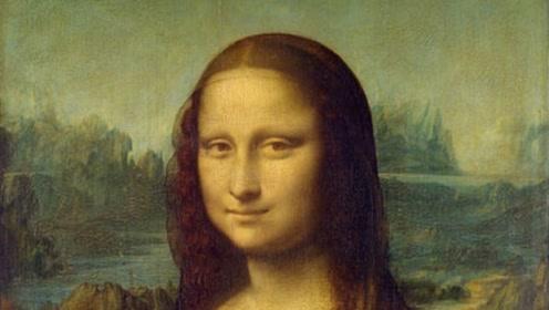 把蒙娜丽莎放大40倍,发现背后竟藏着另一个女人,她到底是谁?