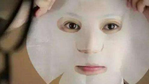 敷完面膜该不该洗脸呢?很多人都做错了,敷错了等于白用!