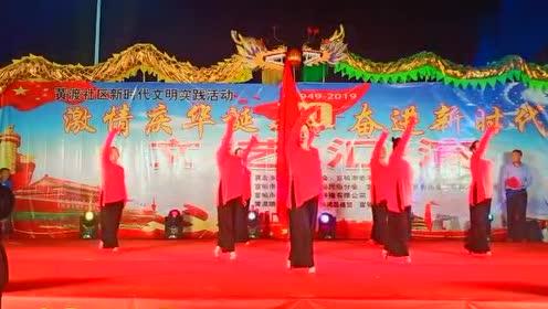 宣城市杨林轻舞飞扬舞蹈队—老父亲