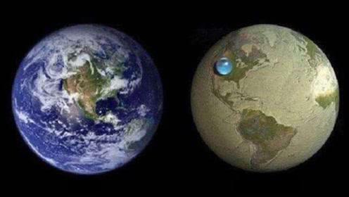 """地球""""喝的水""""越来越多了!科学家非常紧张:人类永远无法干预!"""