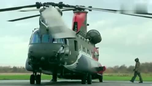 直升机启动那刻吓我一跳,这螺旋桨真没问题吗?