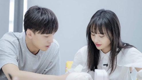 郑爽张恒甜蜜合集,眼神说明一切,网友:真爱无疑!