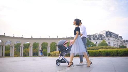 这个月龄的宝宝最好别坐婴儿车,方便了妈妈伤害了宝宝
