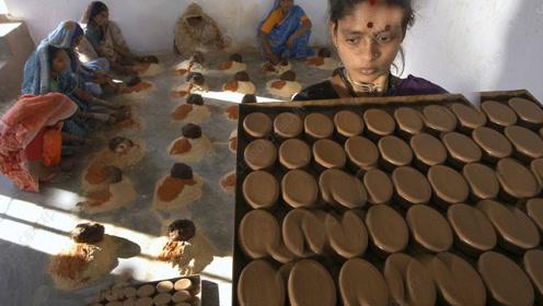 印度用牛粪做香皂牙膏!还十分的畅销!真是刷新了三观