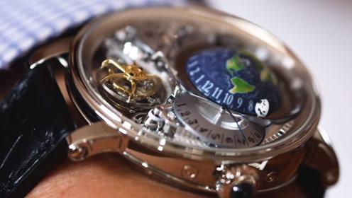 """为什么这款手表要322万元?放大后才知道,里面居然""""暗藏玄机"""""""