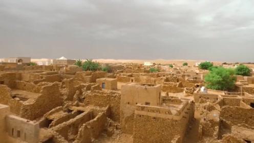 这座沙漠近百年没下雨,却有百万人生活在此,当地人如何生存?