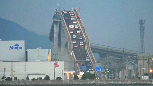 """世上""""最危险""""的3座桥梁,一个在日本一个在中国,你敢走吗?"""