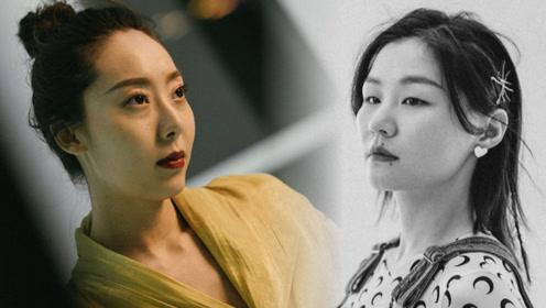 鄂靖文金靖是同类型喜剧女演员,一起来看俩人的演技pk