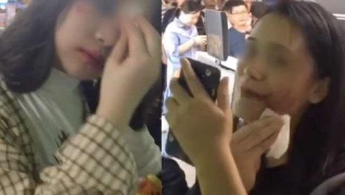 广州地铁安检时要求多名乘客卸妆:妆容惊悚,避免引起恐慌